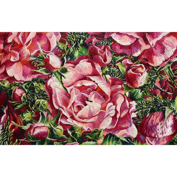 Розы в саду Чернавина Ирина