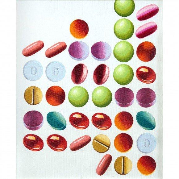 Медицинские деликатессы. Таблетки Чернавина Ирина