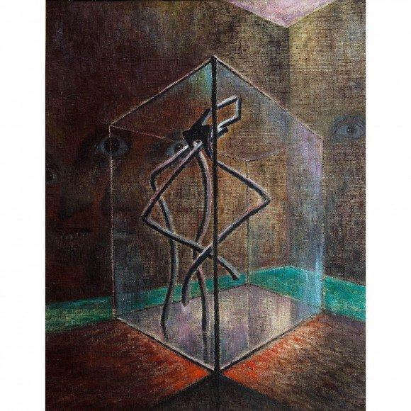 Из серии 4-е геометрическое измерение Терехин Владимир