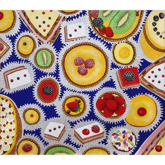 Сладкие пирожные Чернавина Ирина