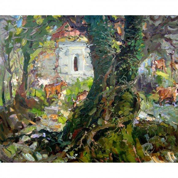 Тайны старого леса Мишагин Андрей