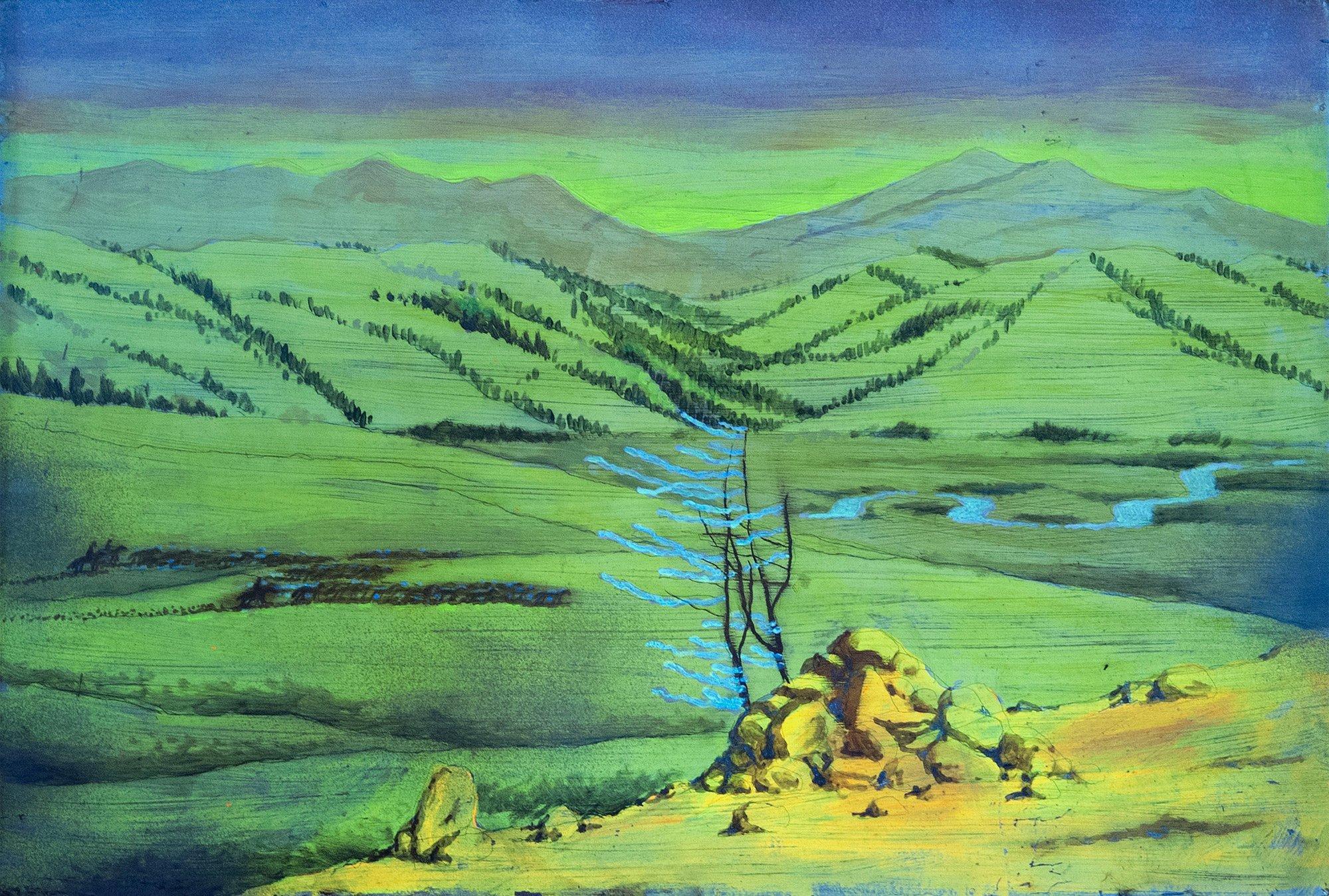 Художественная выставка «Арт-мост 2015. 10 художников Казани. Мы разные…»