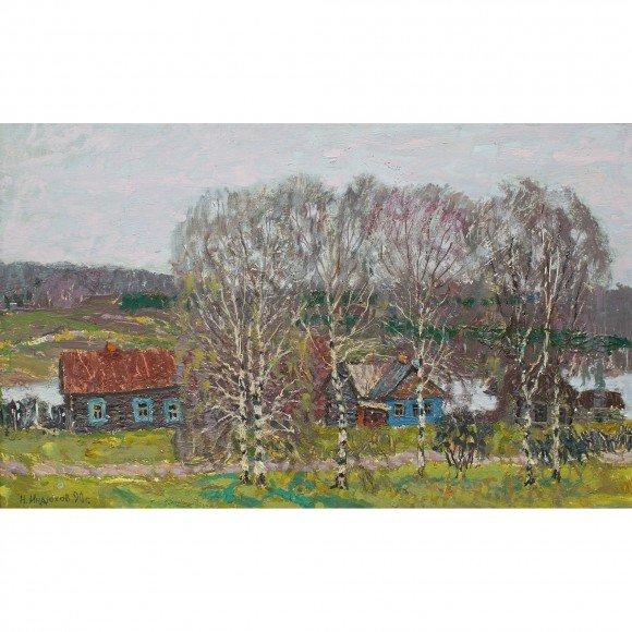 Весна Индюхов Николай