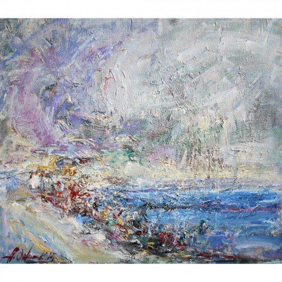 Море в  Дивноморске Отрошко Александр