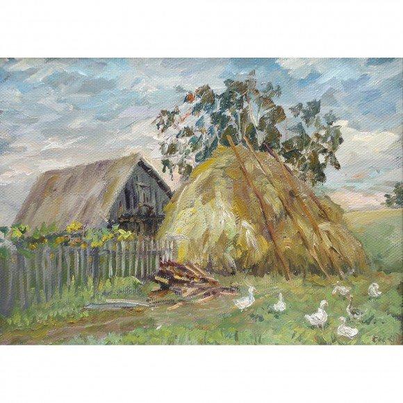 На хуторе Евсеева Вера