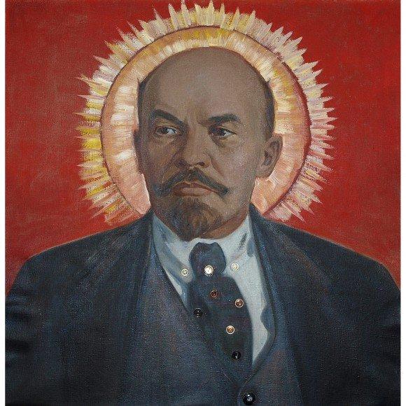 Ленин и теперь живее всех живых Терехин Владимир