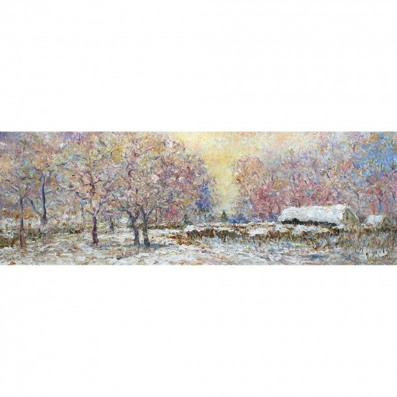 Зима (из серии Времена года) Терехин Владимир