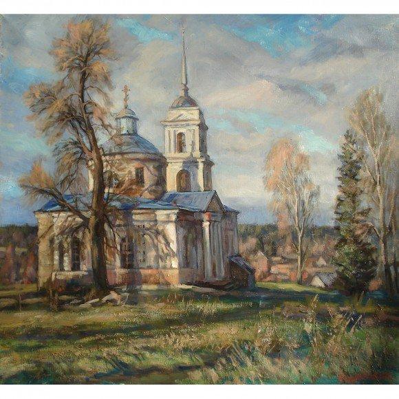 Русь православная Ковалевский Андрей