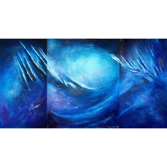 Безграничная пустота вселенной (триптих) Богомолова Екатерина