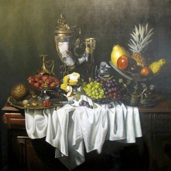 Натюрморт с фруктами Дыдышко Олег