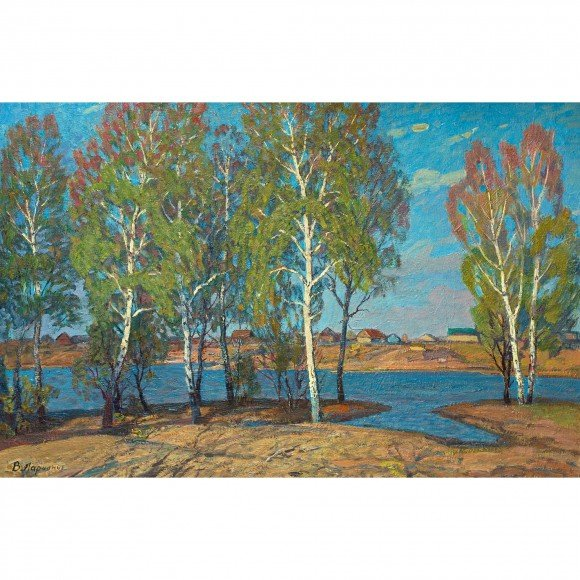 Весна Ларионов Василий