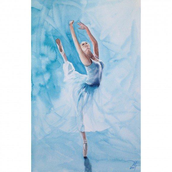 Балерина Дубовой Игорь