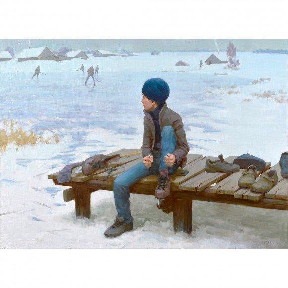 Долгожданный лед Уткин Евгений