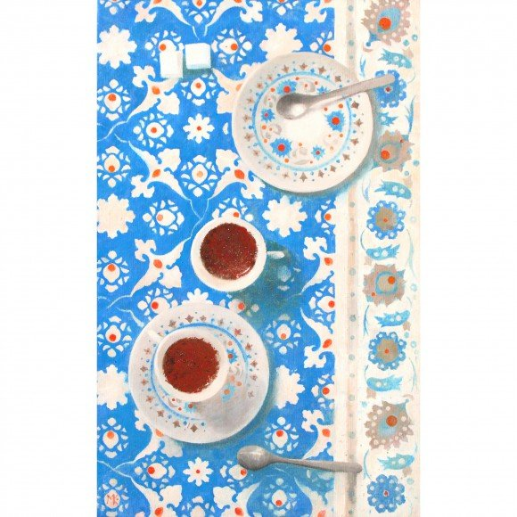 Турецкий кофе Князева Мария