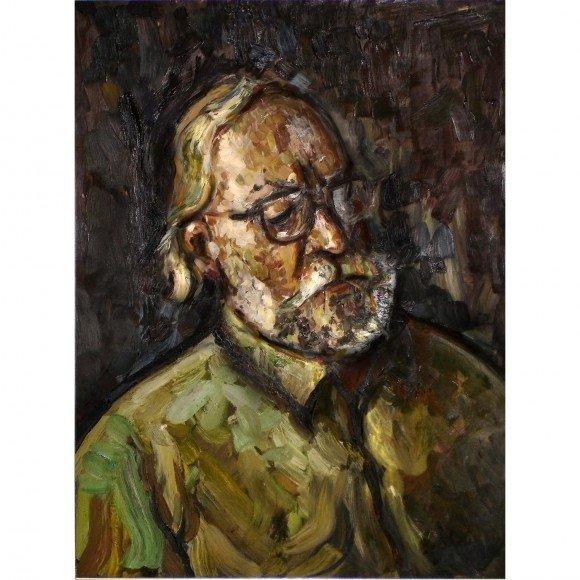 Портрет художника Сухова Кулебакин Денис