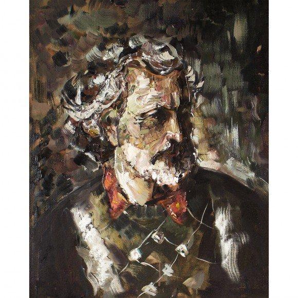 Портрет отца Кулебакин Денис