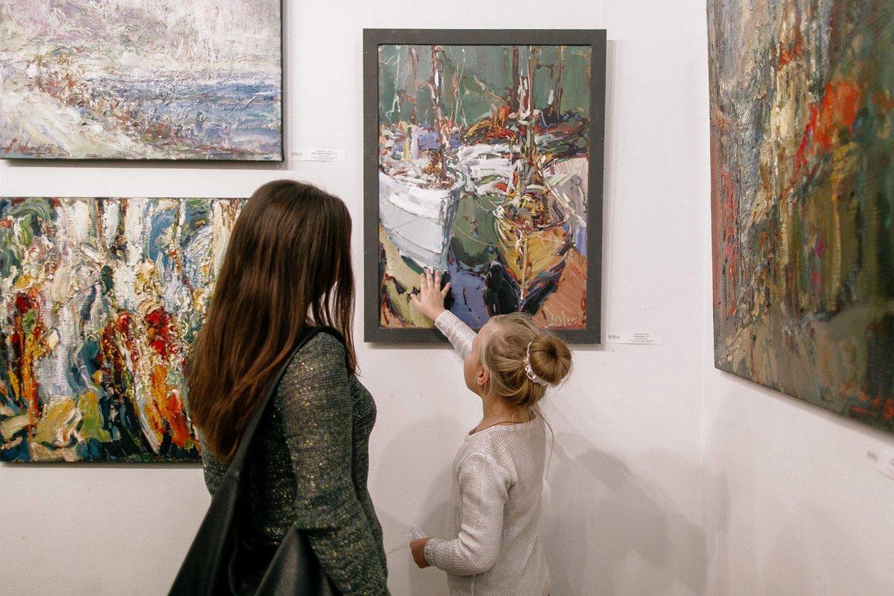 Выставка импрессионистов 2017