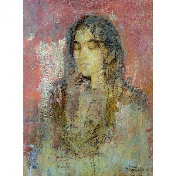 Портрет девушки Ченчик Владислав
