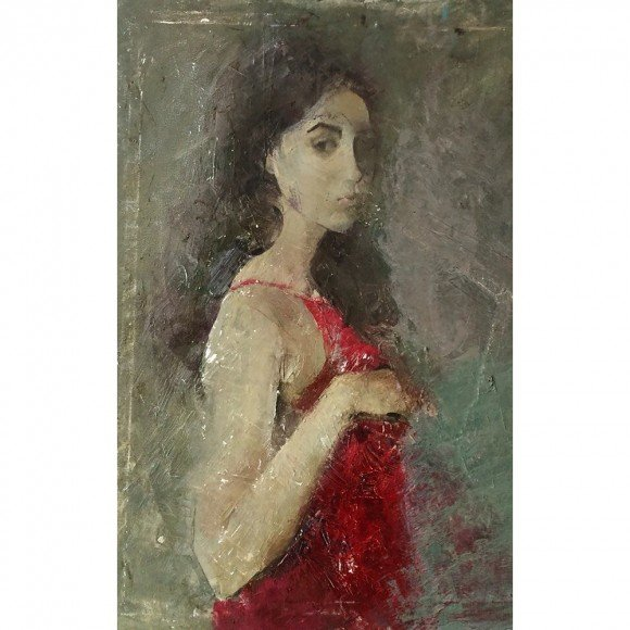 Портрет девушки — 2 Ченчик Владислав
