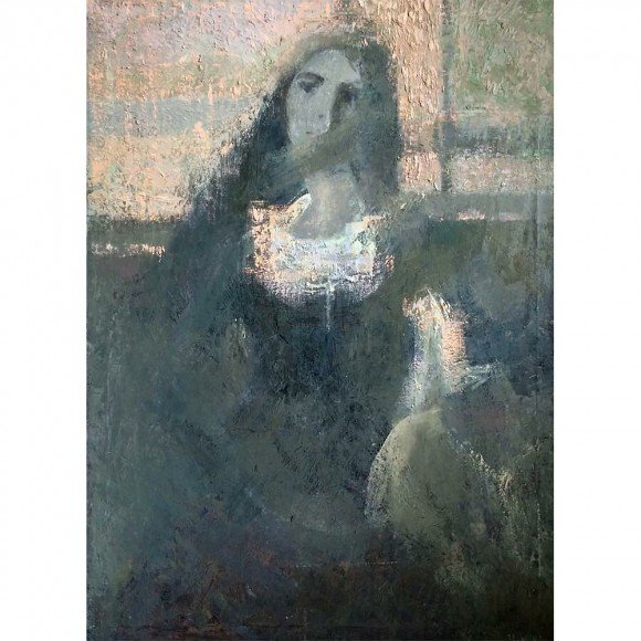 Портрет девушки — 3 Ченчик Владислав