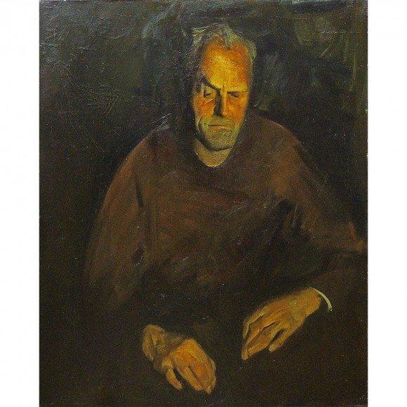 Портрет отца Головий Виктор