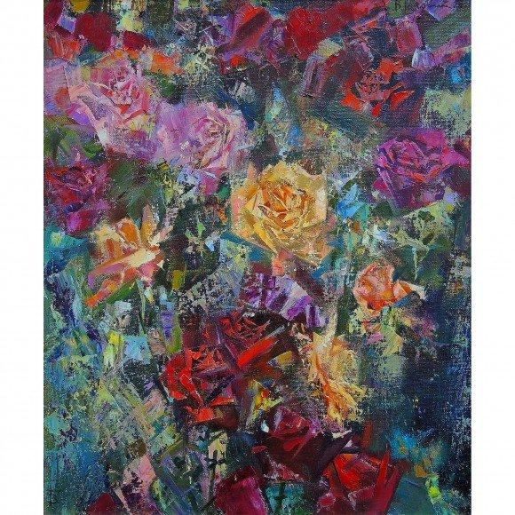 Розы Головий Виктор