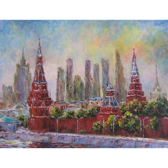 Москва сегодня Круглова Светлана