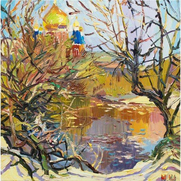 Весна в Сердобске Шепелева Наталья