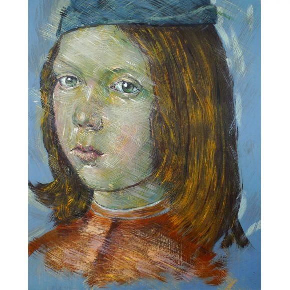 Портрет мальчика, по мотивам Пинтуриккио Пашкин Павел