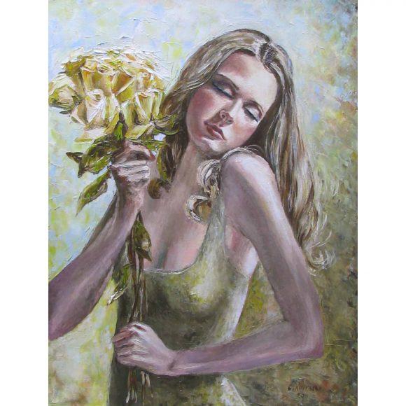 Розы с любовью Круглова Светлана