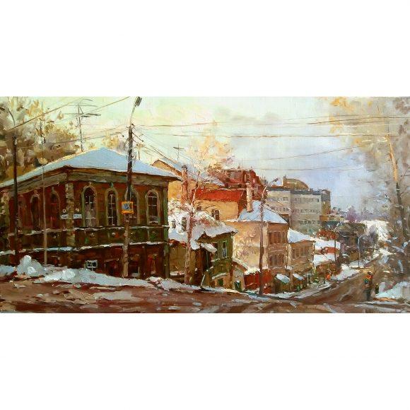 Крутая улица Мишагин Андрей