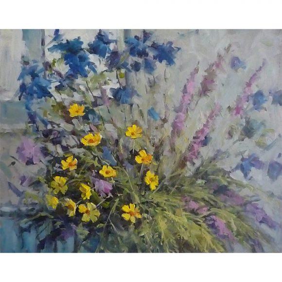 Луговые цветы Беляев Сергей