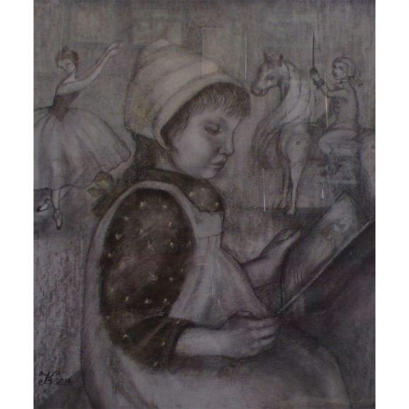 Первая сказка Крушинина Валентина