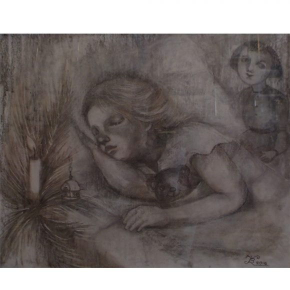 Сон после ёлки Крушинина Валентина