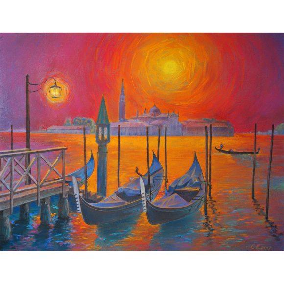 Венеция. Grand canal Елизаров Сергей