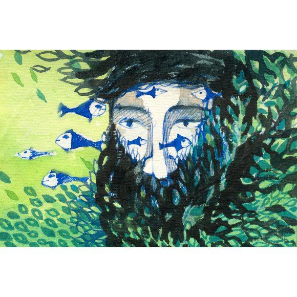 Повелитель глубин Давыдова Елизавета