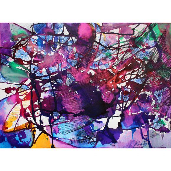 Цветение яблони Шереметова-Благовестная Ксения