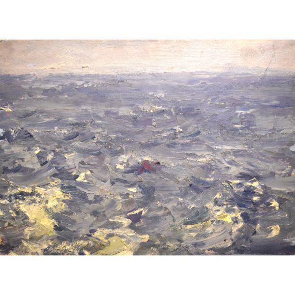 Белое море Лежников Юрий