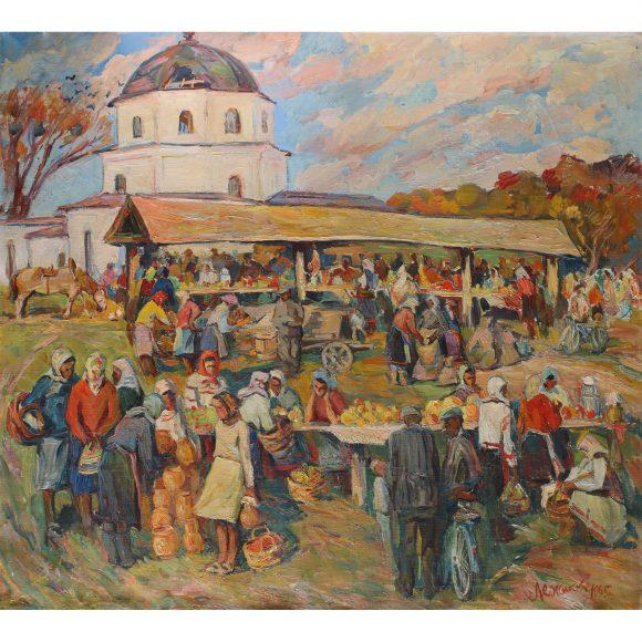 Базар в Седнёве-2