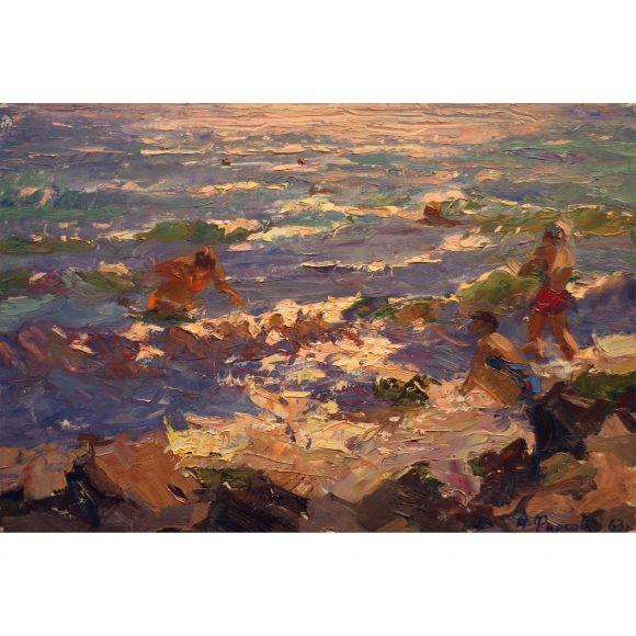 Блики на воде Фирсов Алексей