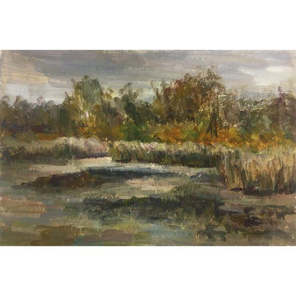 Осенний дождь Богачёва Татьяна