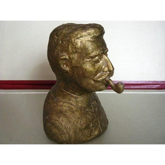 Человек с трубкой Гришанков Алексей