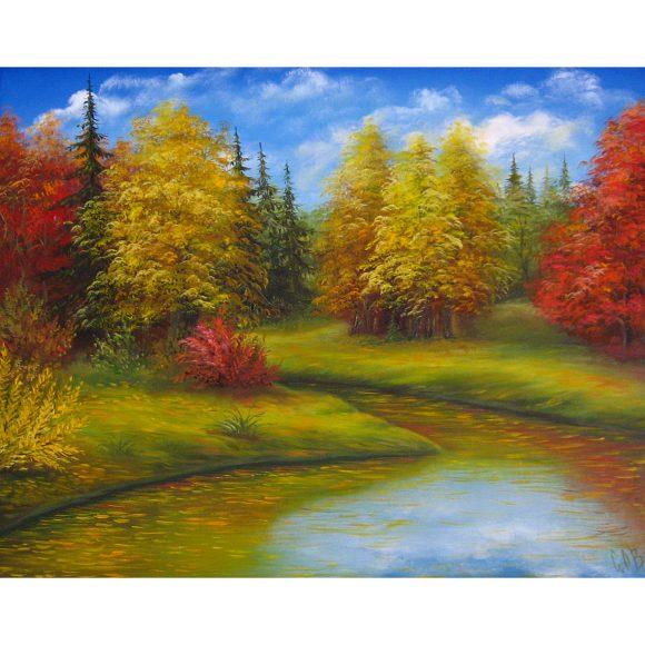 Осень Солопан Ольга