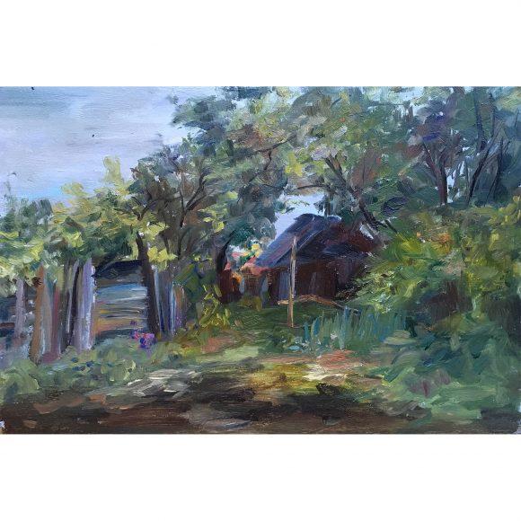 Старый дом Богачёва Татьяна
