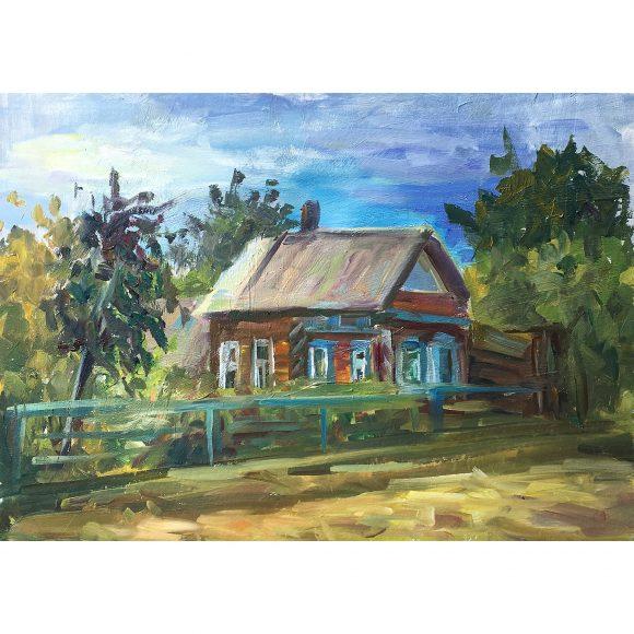 Домик в деревне Богачёва Татьяна