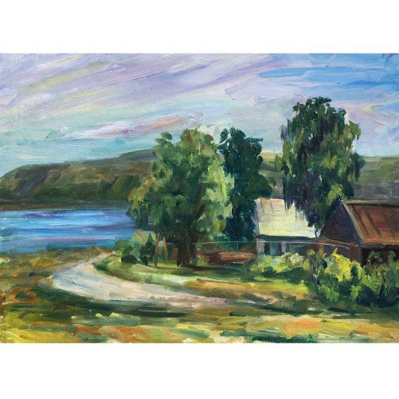 Домик у Жигулевского моря Богачёва Татьяна