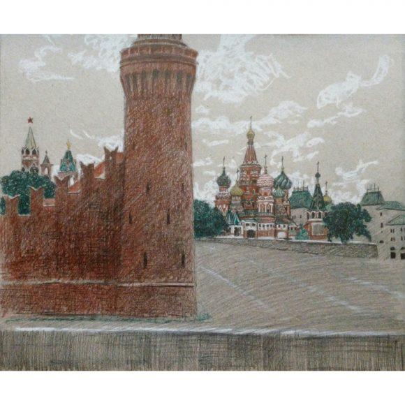 Красная площадь Блинова Юлия