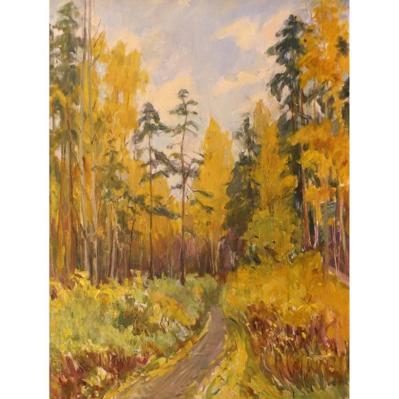 Осенняя дорожка Фирсов Алексей