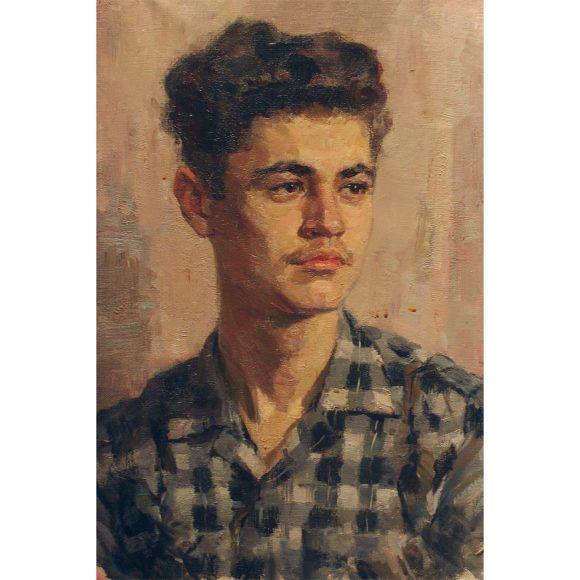 Портрет студента Фирсов Алексей