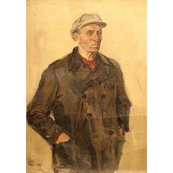 Портрет рабочего Фирсов Алексей